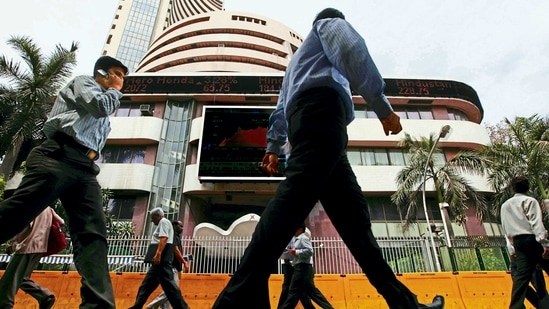 Sensex jumps over 150 points to fresh high; Nifty crosses 15,900 - Hindustan Times