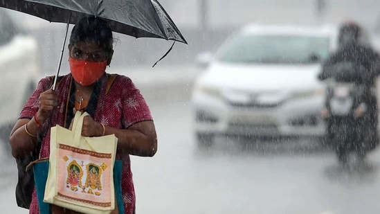 Kuldeep Srivastava, head of IMD's regional weather forecasting centre, said that since the monsoon is yet to hit the city, such a deficit is not unusual.(AFP file photo)