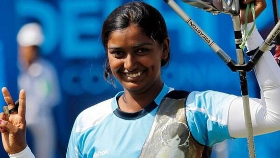 Archer Deepika Kumari(Twitter)