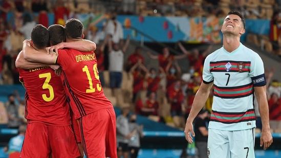 Belgium predicted lineup vs Italy