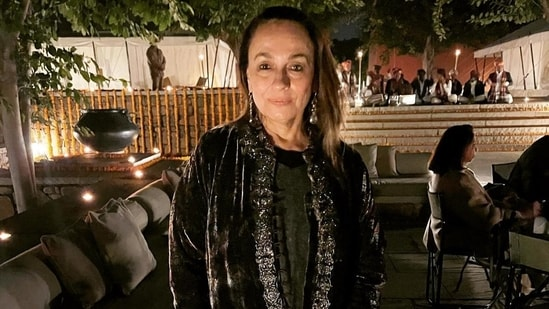 Soni Razdan is unhappy about Covishield being excluded from the eligibility list for the EU's Green Pass.