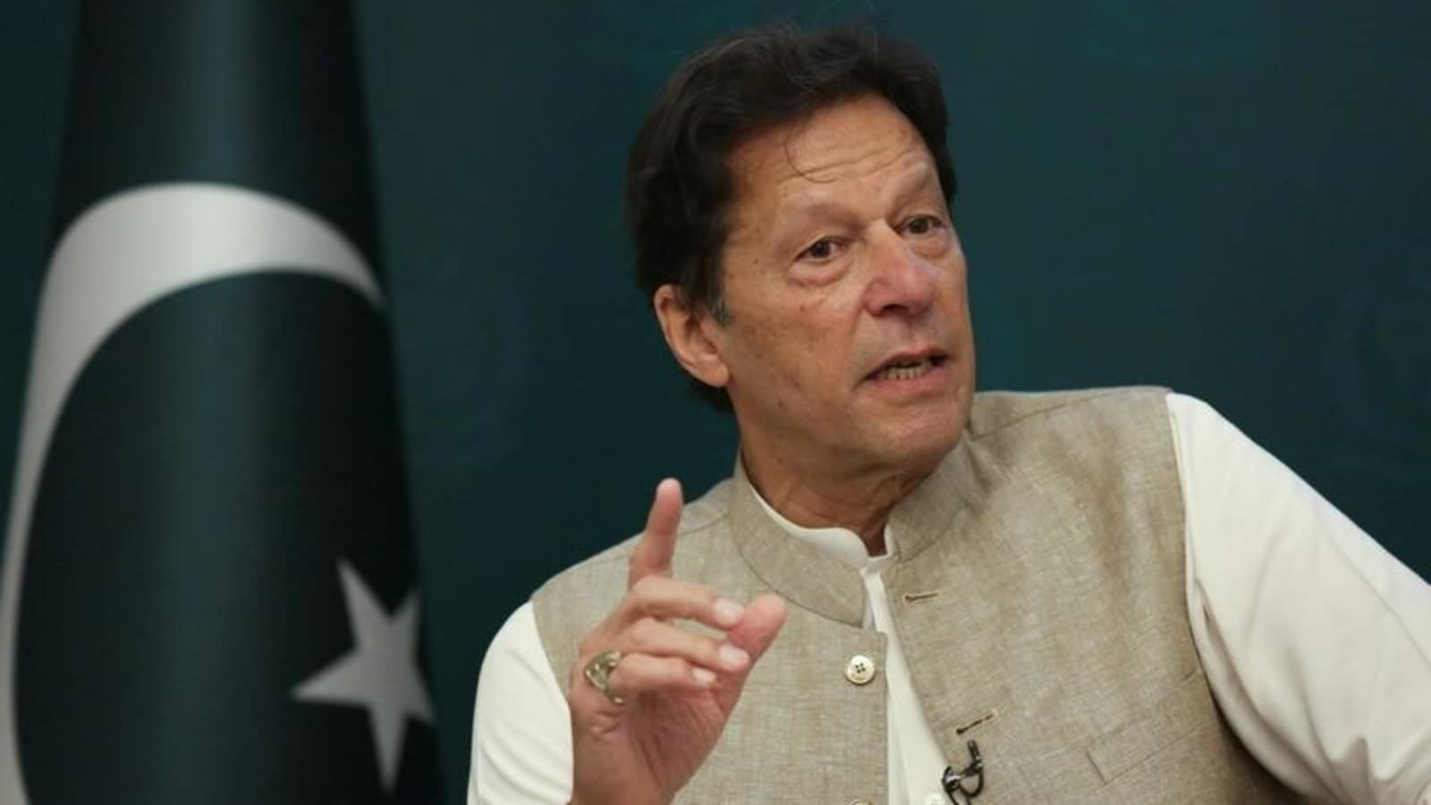 Pakistan PM Imran Khan says country under under 'pressure' from US, western  powers over close ties with China | World News - Hindustan Times