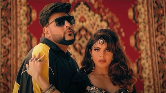 Jacqueline Fernandez and Badshah previously worked together in Genda Phool.