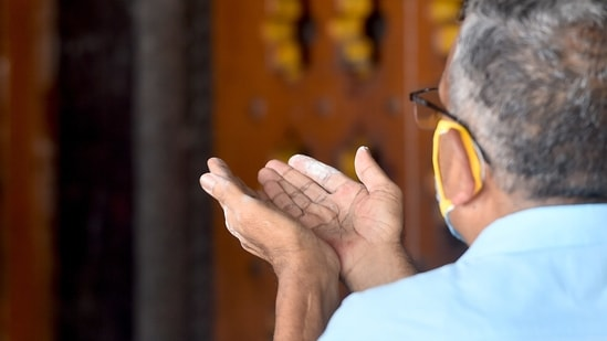 Indians are overwhelmingly believers when it comes to God. This trend holds across religions, except among Buddhists where one-third list themselves as non-believers, according to the Pew Research Centre's Religion in India report