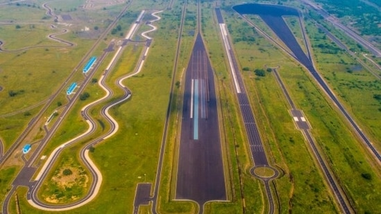 NATRAX, Asia's Longest High Speed Track Opens In India