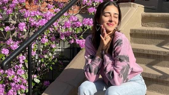 Ananya Panday(Instagram )