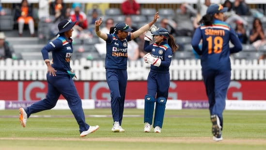India Women Vs England Women 2nd ODI Live Streaming(Action Images via Reuters)