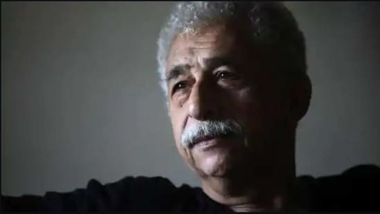 Naseeruddin Shah has been admitted to hospital.
