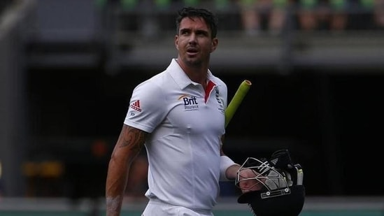 File image of England batsman Kevin Pietersen, who played a lot of his cricket under former captain Andrew Strauss.(Reuters)