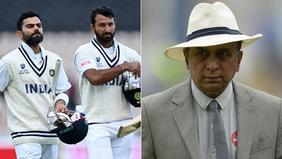 Sunil Gavaskar believes India could have shown more patience while batting on Day 6. (Getty Images)