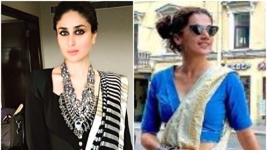 Taapsee Pannu has called Kareena Kapoor 'one of the biggest female superstars' in the country.