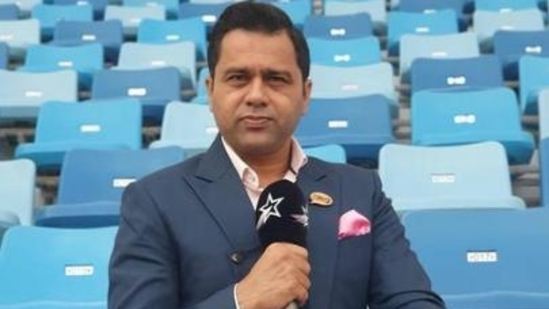 Former Indian opener Aakash Chopra(Twitter)