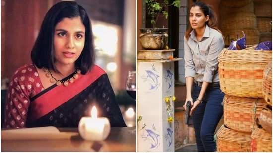 Shreya Dhanwanthary played a character Zoya in The Family Man.