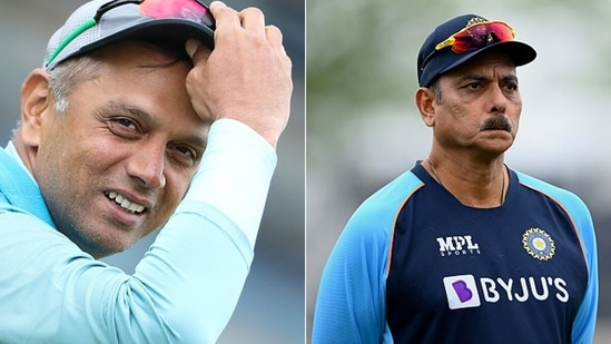 Could Rahul Dravid replace Ravi Shastri as India's next head coach? (Getty Images)