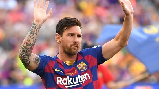 File image of Lionel Messi.(Getty Images)