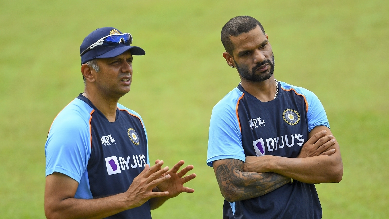 Twitter goes crazy after coach Rahul Dravid leads India's first training  session in Sri Lanka | Cricket - Hindustan Times
