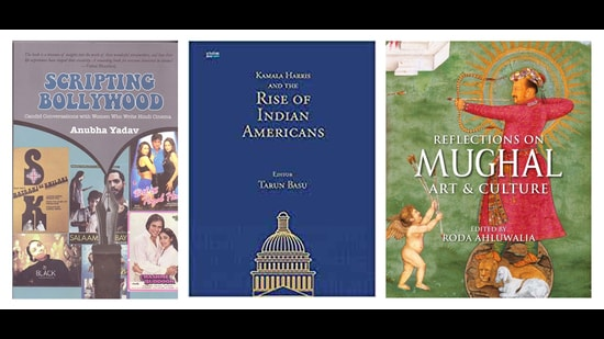 On this week's reading list -- essays on the rise of Indian Americans, a book on Mughal India, and another on women screenwriters in Bollywood. (HT Team)