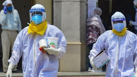 The two-member high-level team to these states consist of a clinician and a public health expert. (File Photo / Representational Image)
