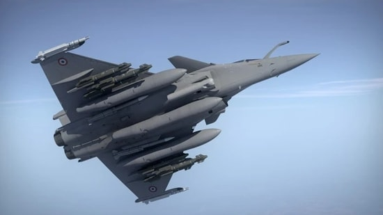 Mediapart, a French website, carried a series of reports on alleged irregularities in the Rafale deal in April 2021.(File photo)