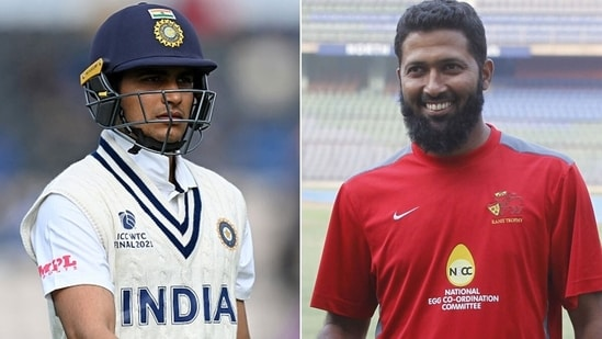 Wasim Jaffer feels Shubman Gill's injury comes at a wrong time in the youngster's career. (Getty Images)