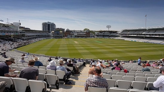 A file photo of Lord's cricket ground(Twitter)