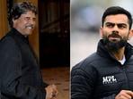 Kapil Dev has defended Virat Kohli's Indian team. (Getty Images)