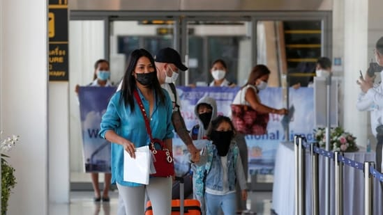 PM Prayuth has targeted mid-October for opening up the country to vaccinated visitors from abroad without quarantines.(Reuters)