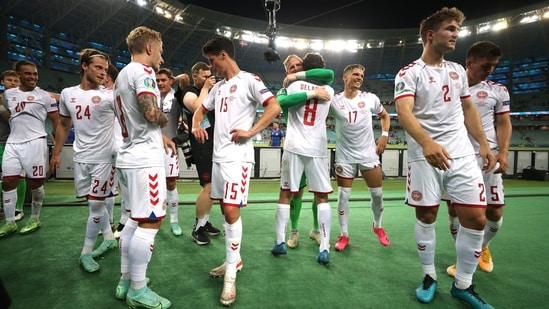Euro 2020, Semifinals; Fixtures, Venues, Matches, Time, Date, Venue(REUTERS)