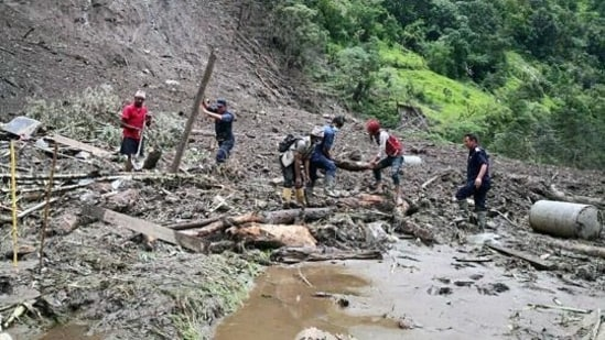 The Nepal Army personnel, Nepal Police and Armed Police Forces have been mobilised to carry out rescue operations.(ANI / File)