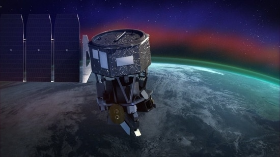 The launches will be timed so that Nasa's ICON satellite will be passing over at the same time to compare data.(Twitter / NASA_Wallops)