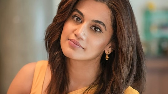Taapsee Pannu has tweeted about negative reviews coming in for Haseen Dillruba.