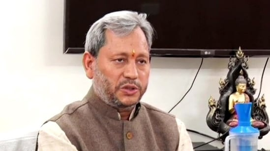 Tirath Singh Rawat's resignation also comes ahead of the Uttarakhand assembly elections scheduled to be held in early 2022. (File Photo)