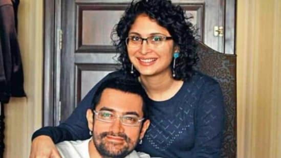Aamir Khan and Kiran Rao are divorced.