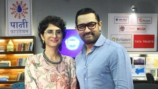 Aamir Khan and Kiran Rao split up after 15 years of marriage.