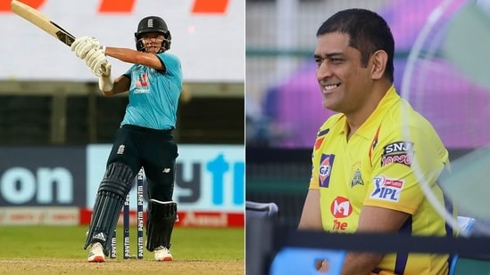 Sam Curran has blossomed under MS Dhoni at CSK. (Getty Images)