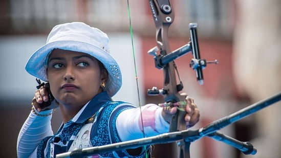 File image of Deepika Kumari.(Getty Images)