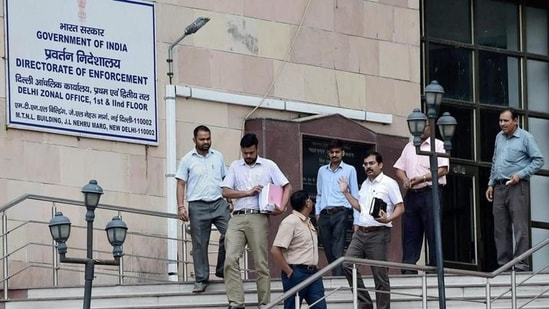 The ED lodged a criminal case under the provisions of the stringent Prevention of Money Laundering Act (PMLA) in the religious conversion case. (File Photo / Representational Image)