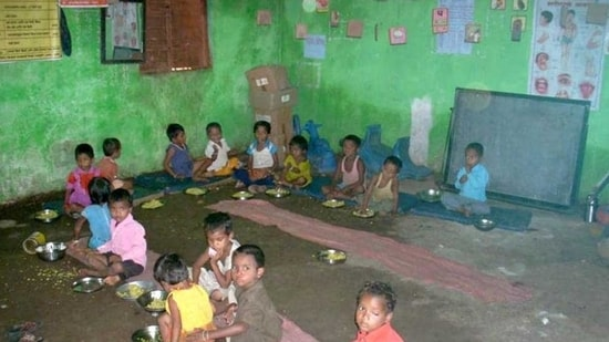 According to the state Social Justice Department figures, there are 33,115 anganwadi centres functioning in Kerala(FILE PHOTO)
