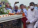 Foundation stone laid for 5 Eklavya Model Residential Schools in Jharkhand(https://twitter.com/MundaArjun)