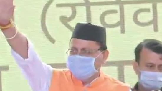 Uttarakhand CM Pushkar Singh Dhami (ANI)