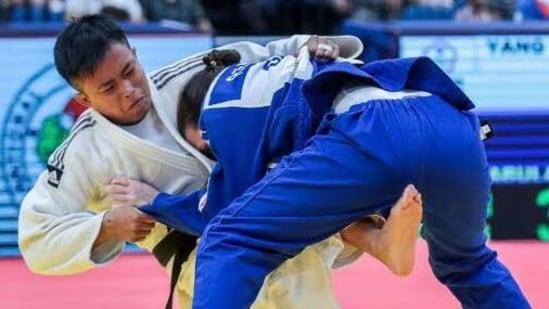 Indian judoka Sushila Devi(SAI Media / Twitter)