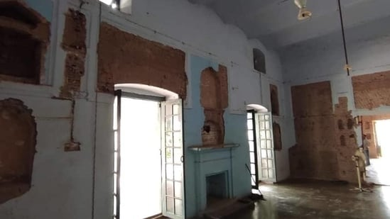 La Martiniere College restoration: Tales of time under layers of plaster