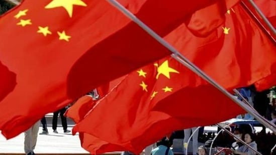 China's defence budget is already more than three times that of India's.(AP Photo)