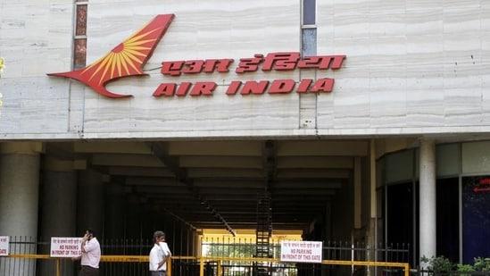 Air India building at Nariman Point in Mumbai. (HT FILE)