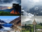 The state Home Department, in a notification, said that fully vaccinated tourists can enter the Himalayan state through Rangpo in East Sikkim and Melli in South Sikkim after exhibiting their vaccination certificates at the border check-gates. If you are planning a trip to Sikkim then here are a few attractions you can visit.(Instagram)