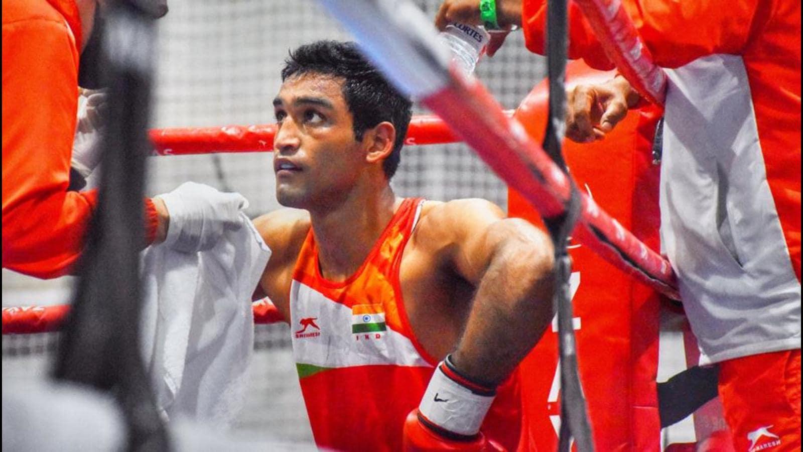 Boxer Ashish Kumar: chasing success at Tokyo 2020, burnished by failures - Hindustan Times