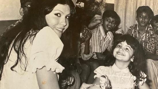 Pooja Bhatt wishes her mom Kiran Bhatt on her birthday.