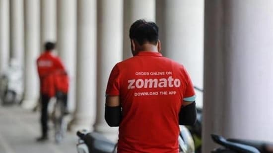 Zomato is expected to launch its share sale later this month to become the first of India's top unicorns to go public.(Reuters File Photo)