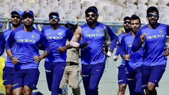 Virat Kohli's Team India.(BCCI)