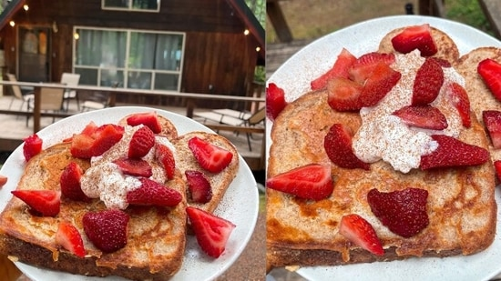 Recipe: Love breakfast all day, every day? Try this tasty Protein French Toast(choosing_balance)
